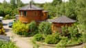 Des maisons écologiques sont construites à base de fûts de whisky.