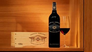 La nouvelle bouteille sera réservée au millésime 2015, considéré comme un bon  millésime