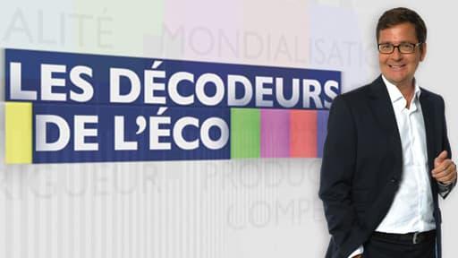 Chaque soir, de 19h à 20h30 , Fabrice Lundy anime les décodeurs de l'Eco.