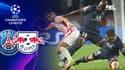 PSG - Leipzig : Tacles, tête, sauvetages... 1'15 de pression allemande et Verratti repousse tout