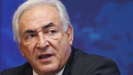 Dominique Strauss-Kahn est le candidat le plus à même de faire gagner la gauche à l'élection présidentielle de 2012, juge une majorité écrasante de Français dans un sondage Ifop pour France Soir./Photo prise le 23 octobre/REUTERS/Jo Yong-Hak