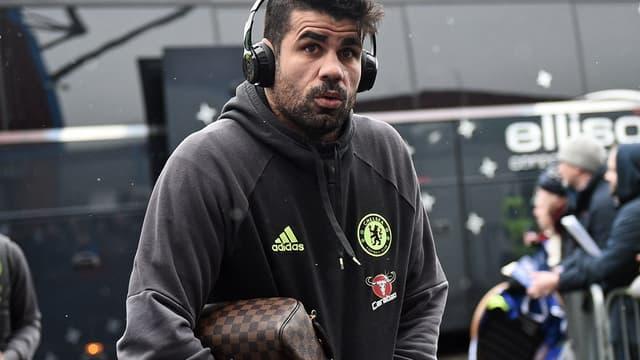 Diego Costa souhaite rejoindre l'Atlético au plus vite.