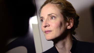 La députée-maire de Longjumeau et candidate à la primaire UMP pour les municipales à Paris, Nathalie Kosciusko-Morizet.