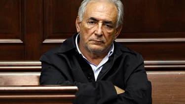 Prochaine audience le 18 juillet dans l'affaire DSK...