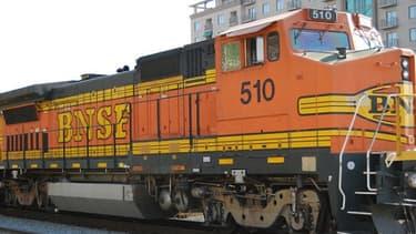 BNSF, principale compagnie ferroviaire américaine, pourrait recourir au gaz de schiste.