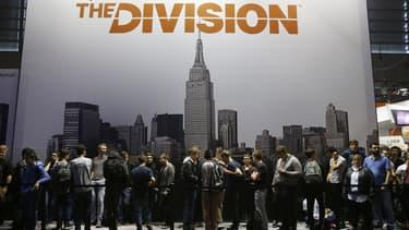 """Le jeu """"Tom Clancy's The Division"""" est le titre le mieux vendu de l'histoire du jeu vidéo sur une semaine pour une nouvelle franchise."""