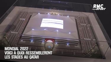 Mondial 2022 : Voici à quoi ressembleront les stades au Qatar