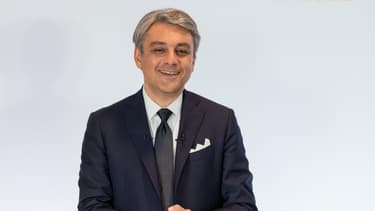 Le nouveau directeur général de Renault, Luca de Meo