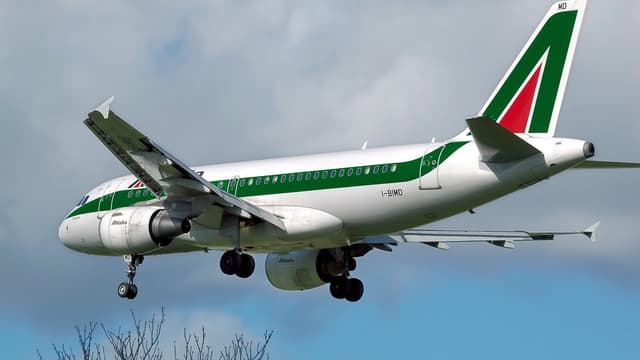 Alitalia est en difficultés financières