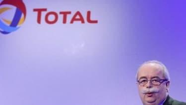 Christophe de Margerie, le PDG de Total, relance le débat sur l'ISF