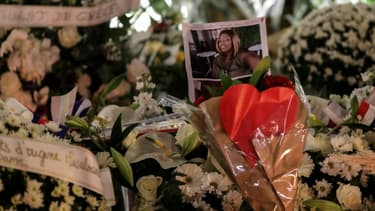 La photo d'une des victimes de l'attaque au couteau à l'église de Notre-Dame de Nice, le 30 octobre 2020