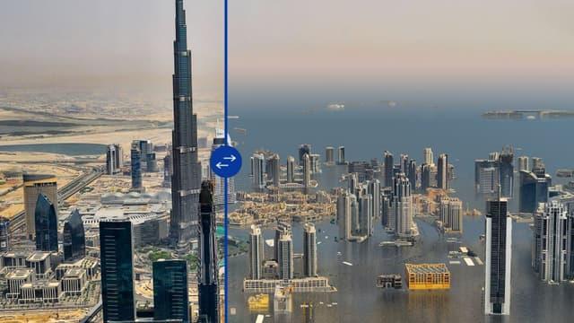 Nice, Dubaï, Londres sous les eaux ? Le niveau des mers va monter pendant des siècles, selon une étude