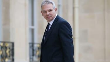 """Thierry Lepaon a admis une """"crise de représentativité"""" au sein de la CGT."""