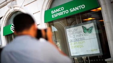 Novo Banco, bâtie sur les ruines de Banco Espirito Santo pourrait être liquidée si le Portugal ne trouve pas d'acheteur. (image d'illustration)