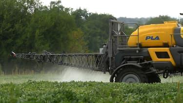 Le Vaucluse est le département qui a acheté le plus de glyphosate en 2017.
