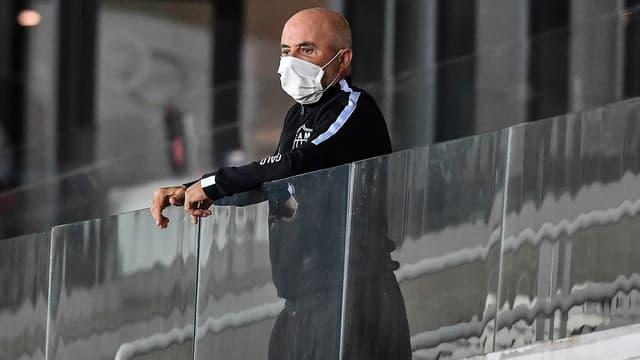 Jorge Sampaoli en septembre 2020.