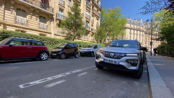 La Dacia Spring est disponible à partir de 16.990 euros hors bonus.