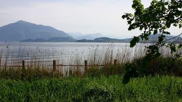 Le lac de Zug
