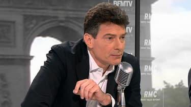 Pascal Durand, secrétaire national d'Europe Ecologie-les Verts.