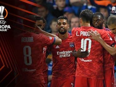 Ligue Europa : Riolo souligne la belle performance de Lyon à Glasgow