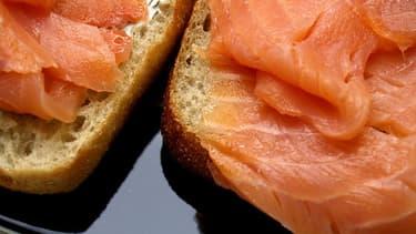 Les Français se sont rués sur le saumon fin 2020