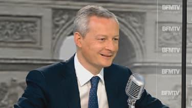 L'UMP Bruno Le Maire