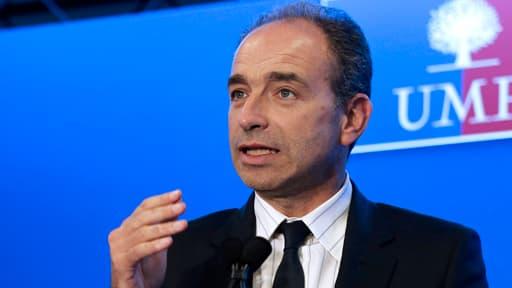 """Jean-François Copé a accusé jeudi François Hollande de """"favoriser la montée du FN""""."""