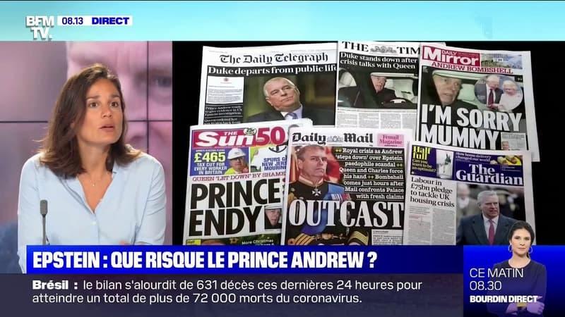 Affaire Epstein: pourquoi la semaine s'annonce à hauts risques pour le prince Andrew ?