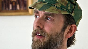 Kristian Vikernes.
