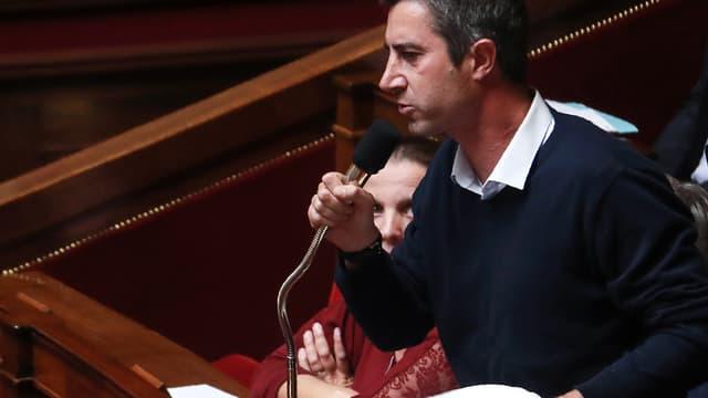 François Ruffin, député La France insoumise.