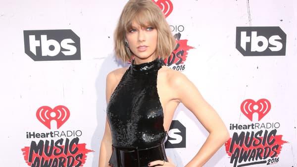Taylor Swift en avril 2016