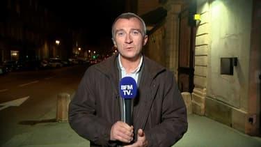 Me Laurent-Franck Lienard, choisi pour représenter les policiers non syndiqués.