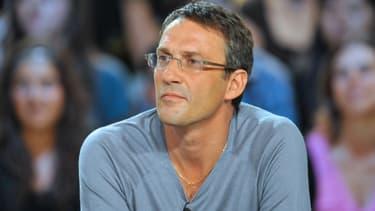 Julien Courbet, le 9 septembre 2009