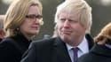 Boris Johnson, ministre britannique des Affaires étrangères