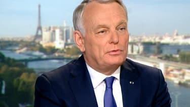 Jean-Marc Ayrault, sur le plateau du 20h de TF1, dimanche 5 mai.