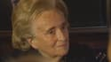 """Bernadette Chirac a dit avoir """"envoyé un petit mot"""" à Valérie Trierweiler après les révélations de Closer sur la relation entre François Hollande et Julie Gayet."""