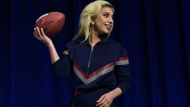 Lady Gaga fera le show à la mi-temps du Super Bowl, le 5 février 2017