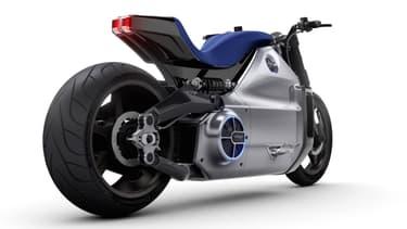 Cette Wattman de Voxan est la moto électrique la plus rapide avec une vitesse de pointe de plus de 200 km/h. Mais surtout, elle est française.