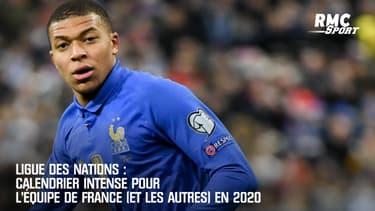 Ligue des Nations : Calendrier intense pour l'équipe de France (et les autres) en 2020