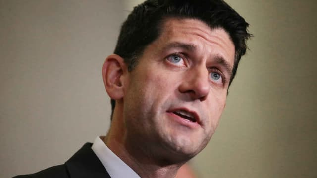 Paul Ryan - Washington - 28/10/2015