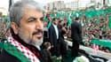 Khaled Méchaal, le chef du mouvement islamiste palestinien, a affirmé samedi à Gaza que le Hamas ne reconnaîtrait jamais Israël et revendiquerait toujours la terre de Palestine dans sa totalité, à l'occasion des cérémonies marquant le 25e anniversaire de