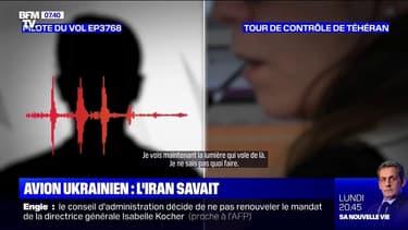 Boeing abattu en Iran: cet enregistrement prouve selon Kiev que Téhéran connaissait dès le début la vérité sur les missiles