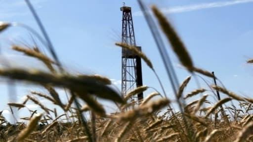 Le gaz de schiste britannique intéresse Total.