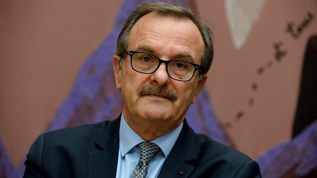 Jean-François Carenco, préfet d'Ile-de-France.