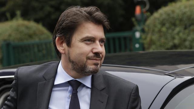 Sylvain Fort le 13 septembre 2018 à Bagnolet.