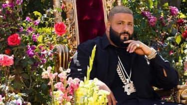 Couverture de Major Key, le neuvième album de DJ Khaled.