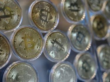 Plus de 600 bitcoins, d'une valeur dépassant aux cours actuels les 30 millions de dollars, sont vendus aux enchères mercredi dans le cadre d'une affaire de justice, une première en France