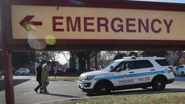 Les urgences du Mercy Hospital de Chicago, le 20 novembre 2018. (Photo d'illustration)