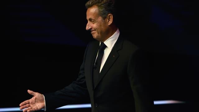 Nicolas Sarkozy, ancien président de la République, s'engage dans la lutte contre le cancer de l'enfant.