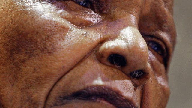 Nelson Mandela absent à la finale du Mondial ?